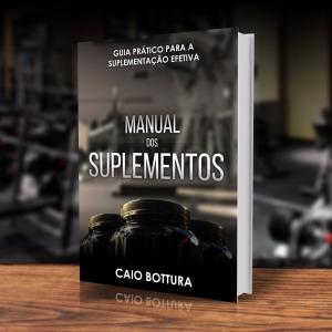 Capa Manual dos Suplementos